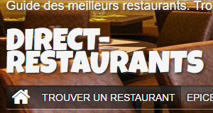 Direct-Restaurant - Guide des bons restaurants